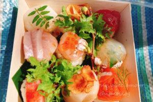 OTOTOJET 手毬寿司