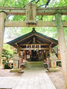 伏見稲荷大社 神寶神社